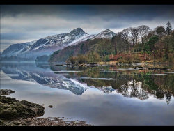 Derwentwater and Catbells by David Price - 3rd Place