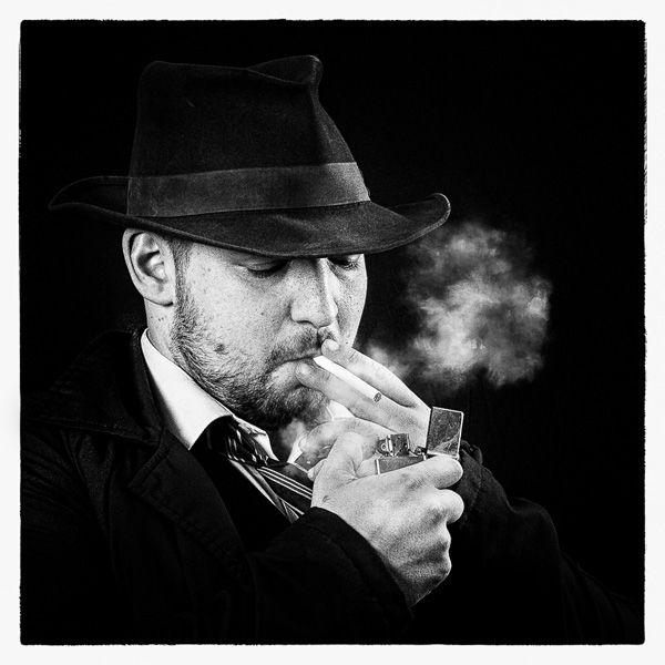 Detective Noir by Ann Healey - 18pts