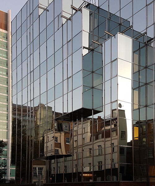 Euston  Ancient & Modern by Ron Thompson Commended