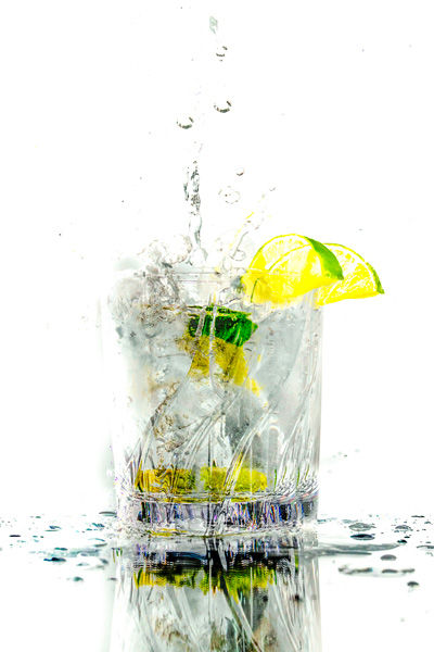G&T Splash by Ann Healey - Commended