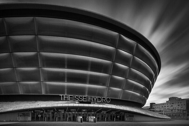 Glasgow Hydro by Ade Gidney 2nd