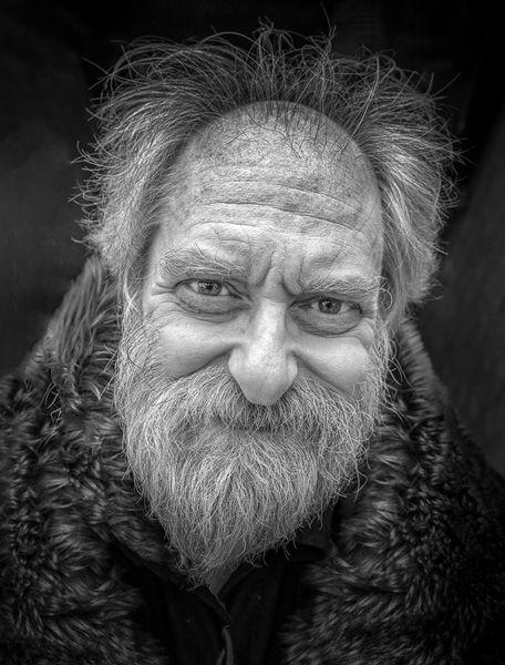 Grandad by David Price - 19pts