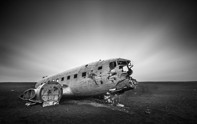 Highly Commended - Wrecked by Adrian Gidney