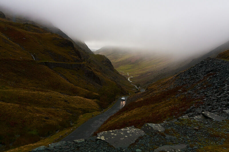 Honister Pass Nick Ford 18pts