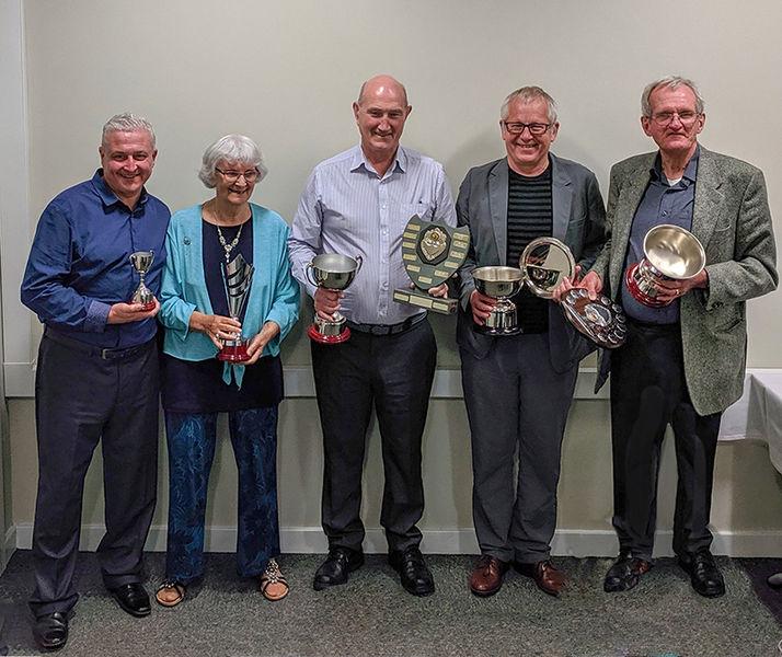 2018-2019 Award Winners