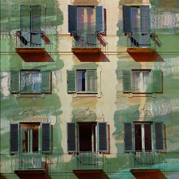 Italian Reflection - 18 points - Linda Duncalf