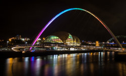 Millenium Bridge by Chris Wood - Commended
