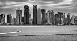 Modern Doha by Janice Carroll • 2nd place