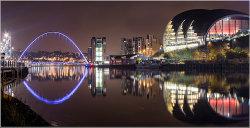 Newcastle Reflections by Jason Willis [16]