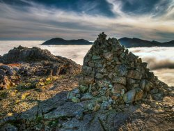 Pike of Blisco by Graham Harcombe - Highly Commended