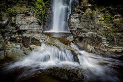 Spout Force Waterfall by Alan Wilson Winner