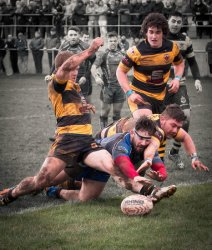 Try Time by Chris Wood - Highly Commended