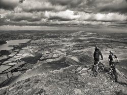 View from Ullock Pike by Derrick Young - Highly Commended