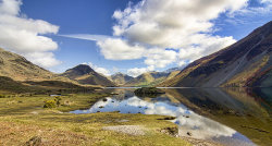 Wasdale by Graham Harcombe - Highly Commended