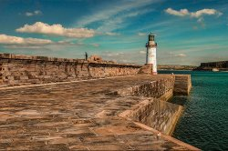 Whitehaven New Quay by Graham Harcombe [20]