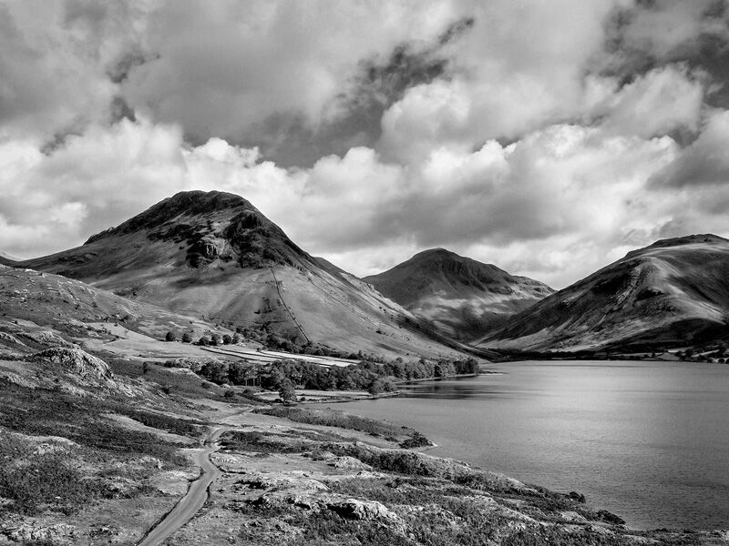 Yewbarrow View by Rob Duncalf [3rd place]
