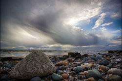 storm approaching by Adrian Gidney - [17]