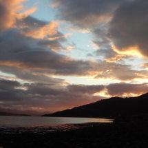 Evening Skye, Highlands Scotland