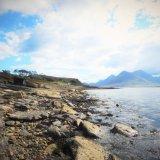 Mountains on Isle of Skye