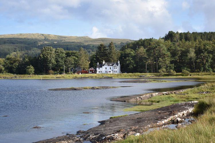 Isle of Mull, Pennyghael