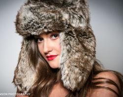 Fur Hat Portraits