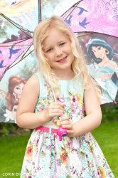 Children's Outdoor Photo Shoot