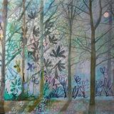 Night Tree Patterns