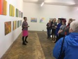 Talk at Private View