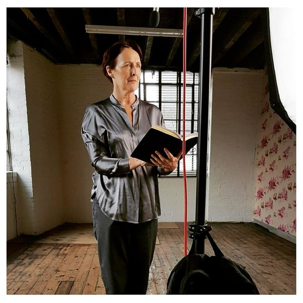 Fiona Shaw for the BBC