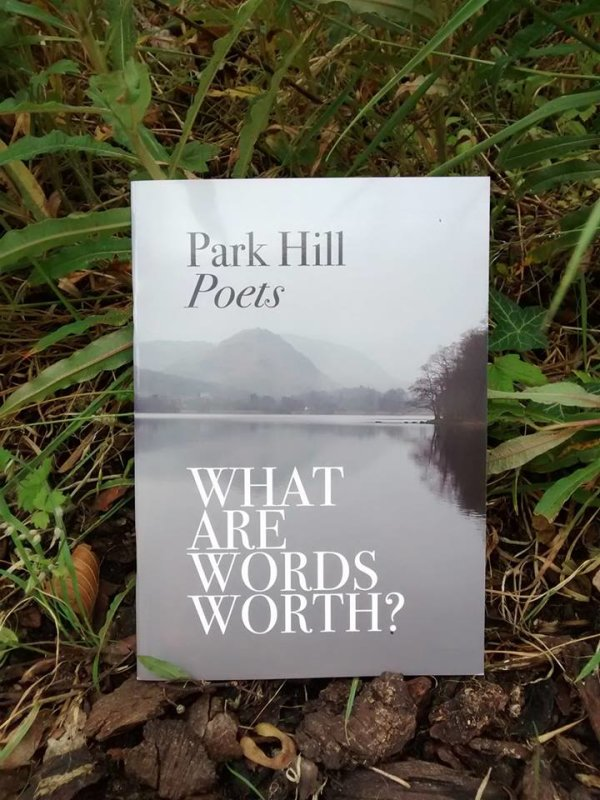 Proud of our new poetry book
