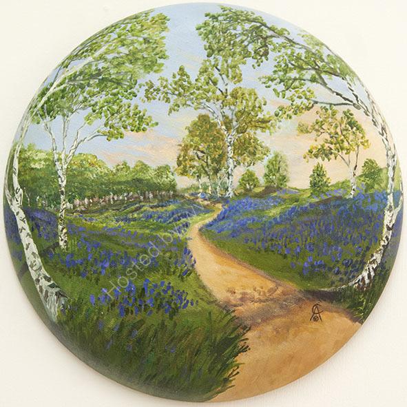 A Round Spring