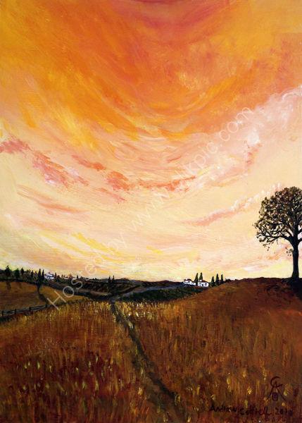 Autumn Skys