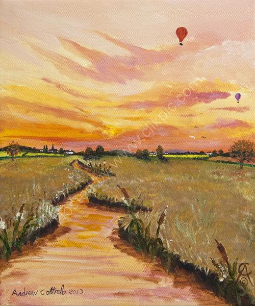 Autumn Balloon
