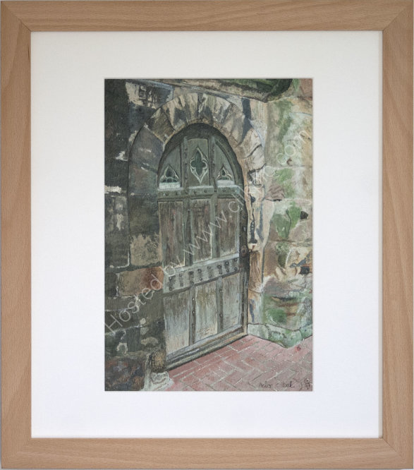 Hereford Church Doorway (1)