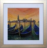 Golden Skies of Venice