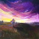 Purple Sky's