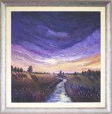 Purple Tranquility