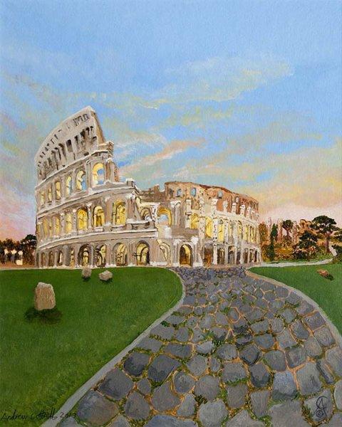 Rome's Crown