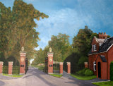 Wellington College Gates