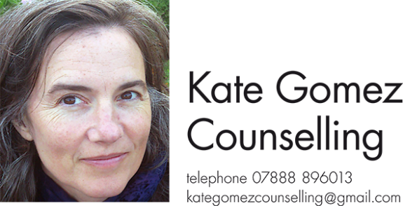 Professionally Registered Counsellor and Psychotherapist in Sussex, England, UK
