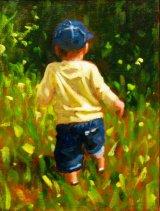 'Boy Running'