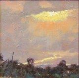 'Midsummer Sunset'