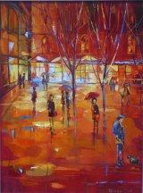'Rainy Evening'
