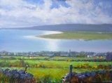 The mouth of the Foyle
