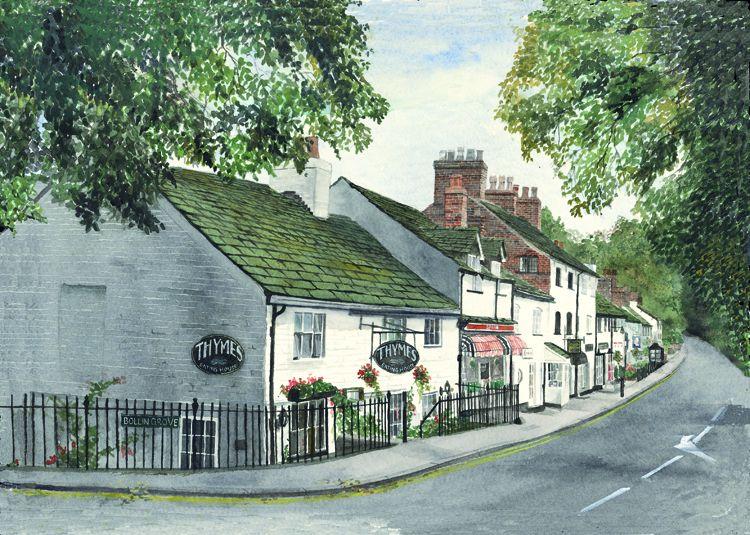 Prestbury Village