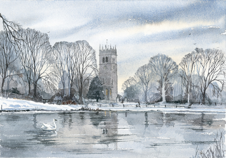 Winter Glory Gawsworth
