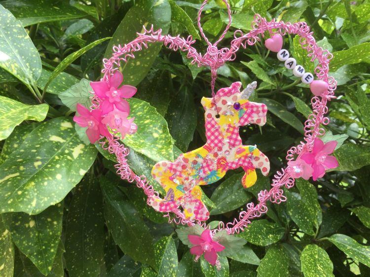Wire Wrap Wreath