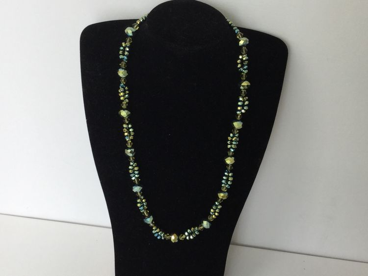 Simple Double Strand Necklace