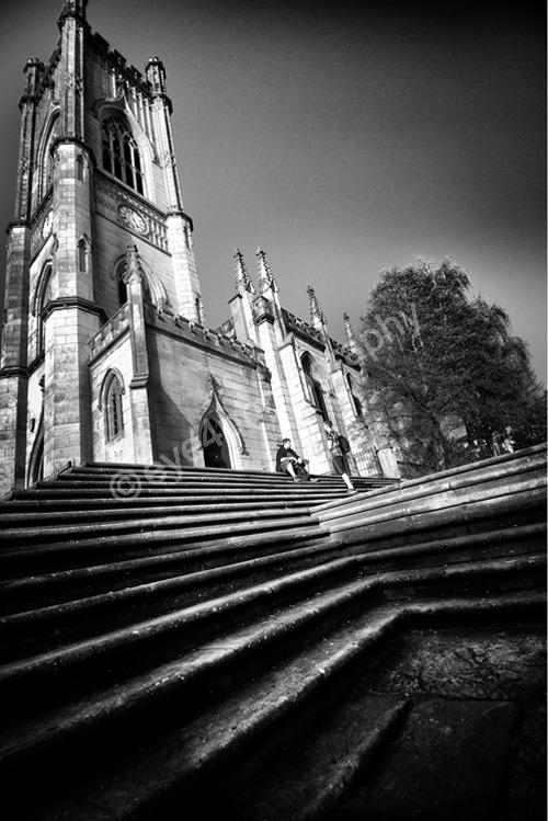 Steps to St Luke