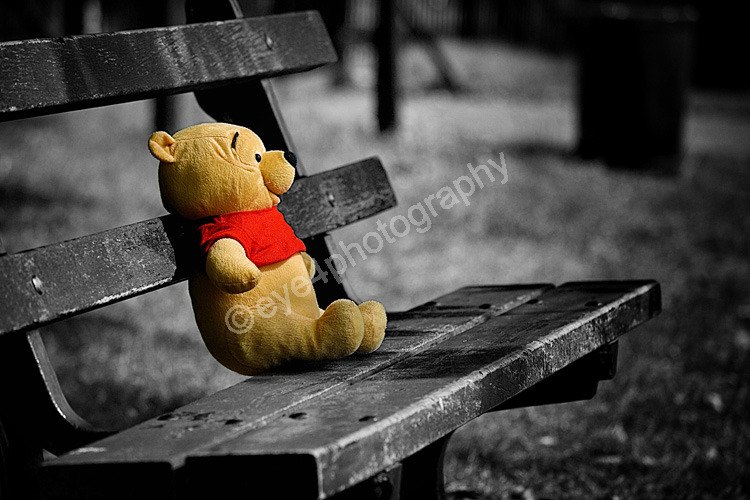 Waiting for a hug